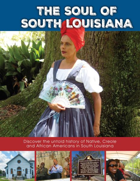 The Soul of South Louisiana, Page 1