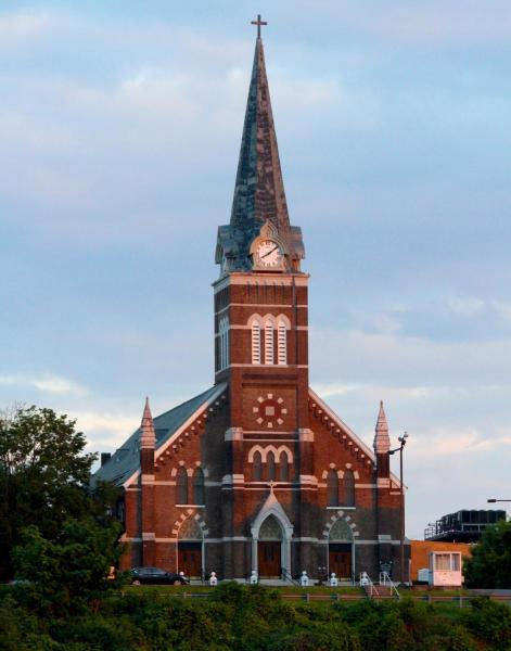 Immaculate Conception Church In Knoxville, TN