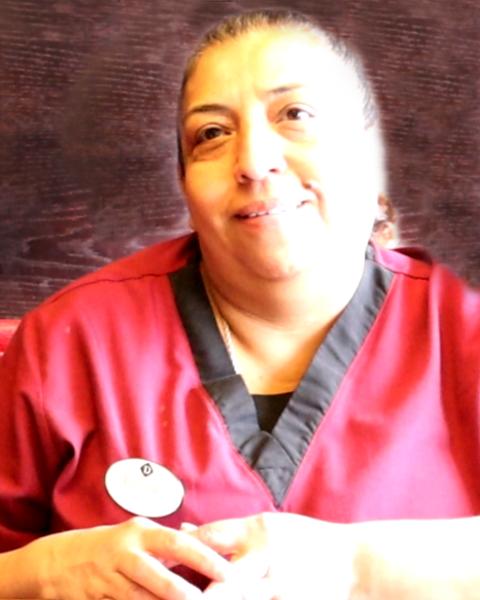 Elodia Taboada, Drury Inn- Housekeeper