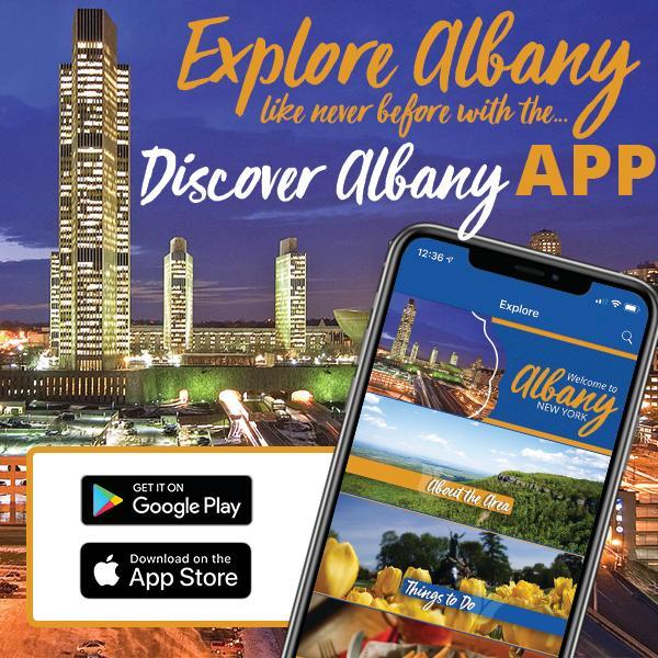 Albany App Ad