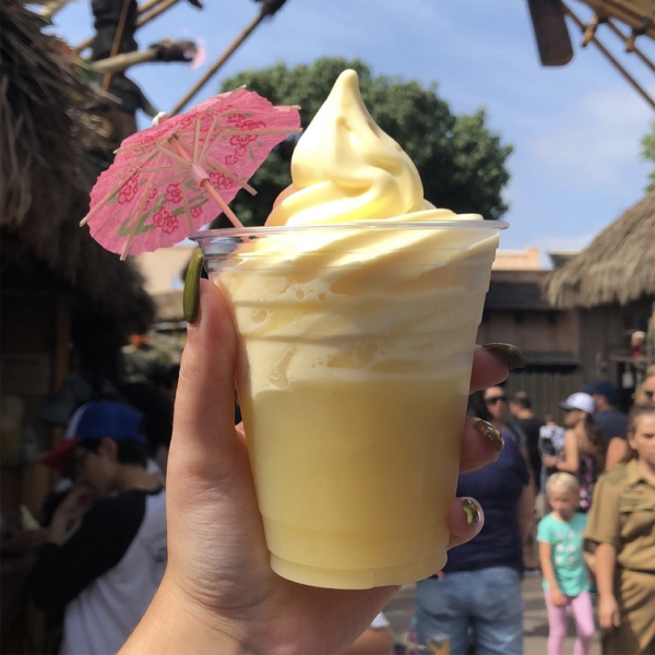 Dole Whip from Disneyland Park