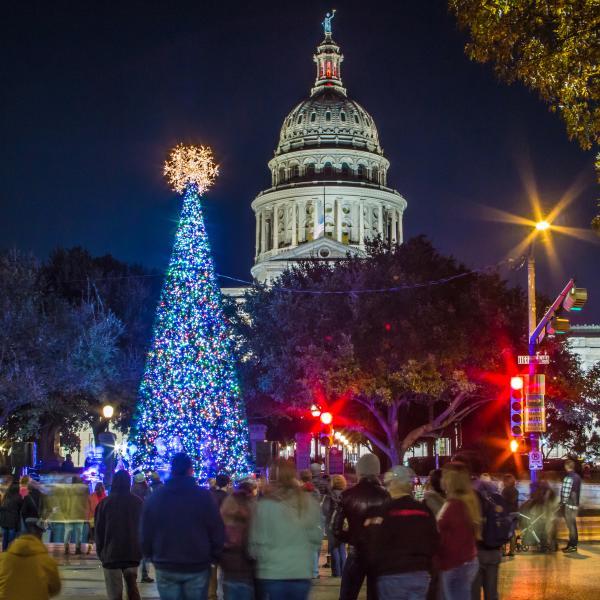 Christmas Class Austin Texas 2021