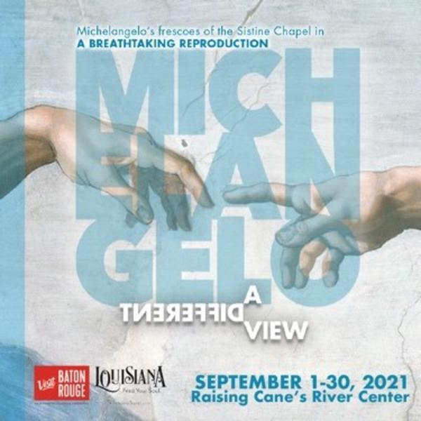 Michelangelo Exhibit 2021