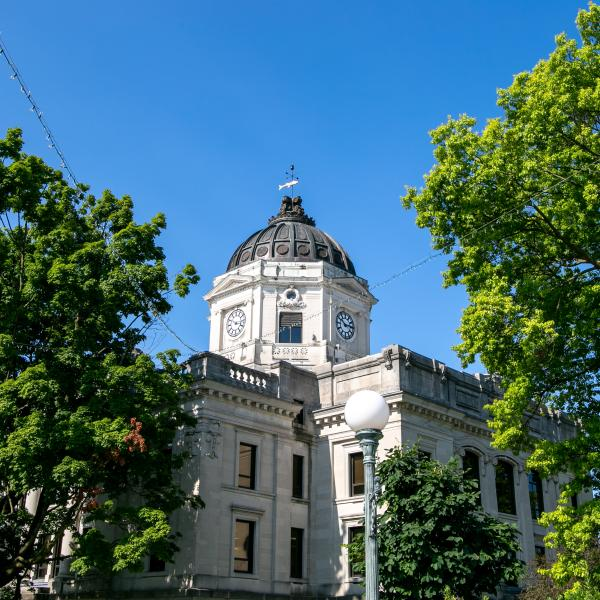 Summer Courthouse 2019