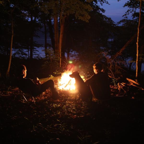 camping bloomington indiana