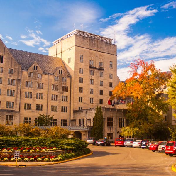 Indiana Memorial Union Hotel