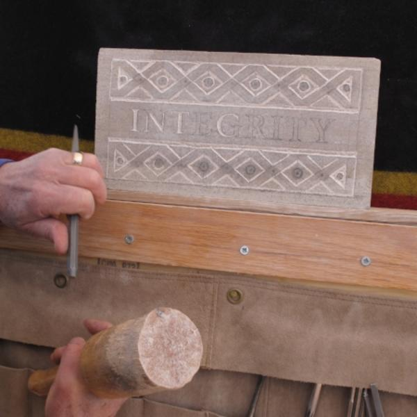 limestone carver