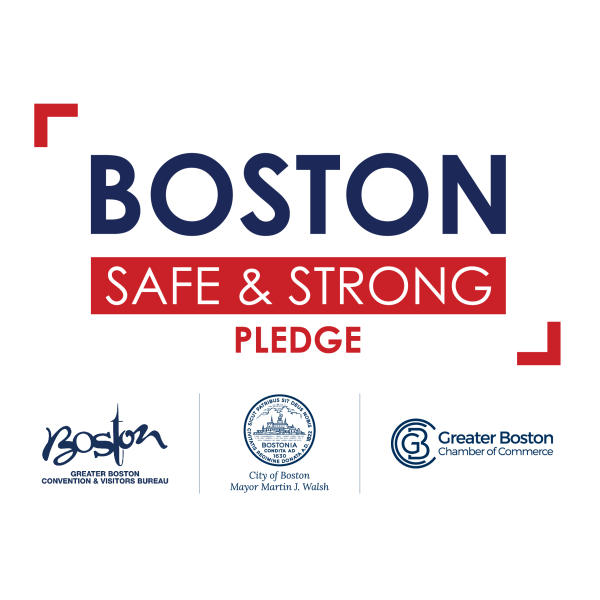 Boston Safe and Strong Pledge