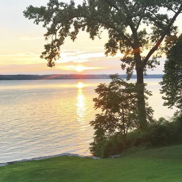 Shaunda Necole at Cayuga Lake