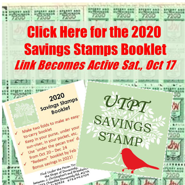 UTPT Savings Stamps Booklet