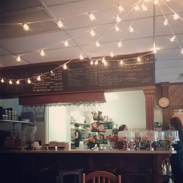Legendary Grind Café & Coffee Bar