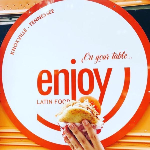 Enjoy Latin Food