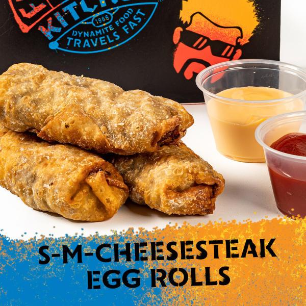 Flavortown egg rolls
