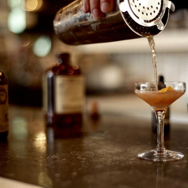 Napa Valley Distillery cocktail