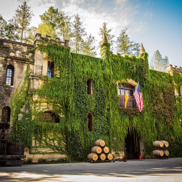 Chateau Montelena winery