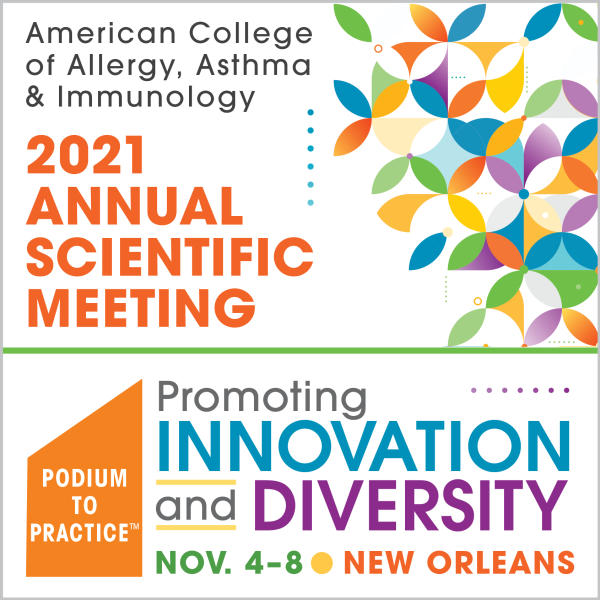 ACAAI 2021 Annual Scientific Meeting
