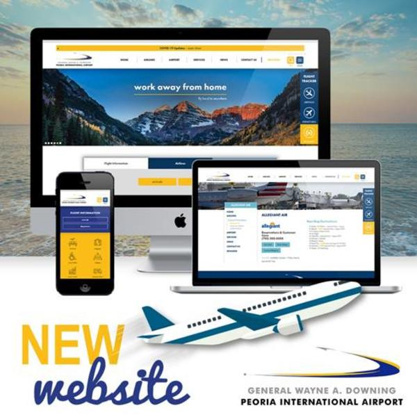 New Fly PIA Website