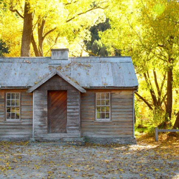 Arrowtown heritage building