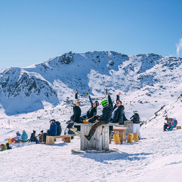 Ice Bar at The Remarkables