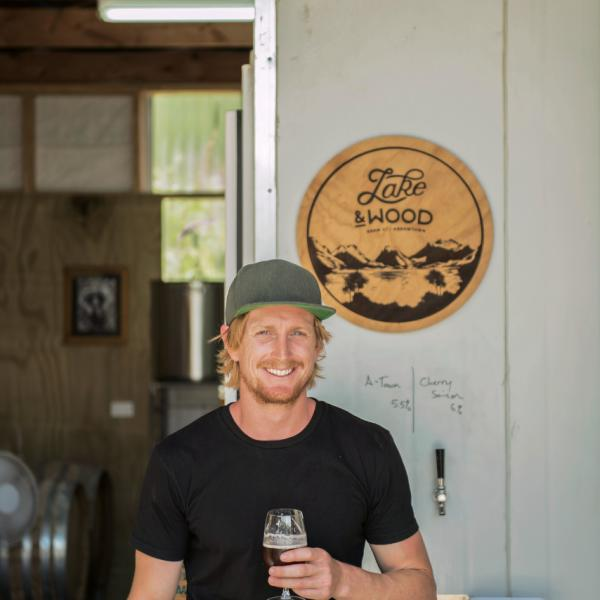 Jay Sherwood, Lake & Wood Brewery