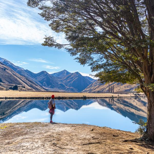 Moke Lake Spring Hike