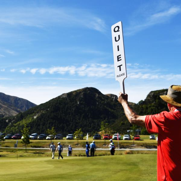 NZ Golf Open