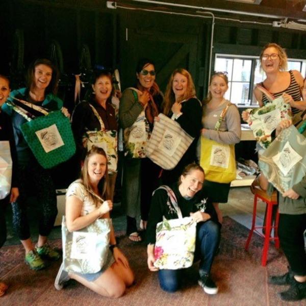 Boomerang Bags Queenstown Reusable Shopping Bags