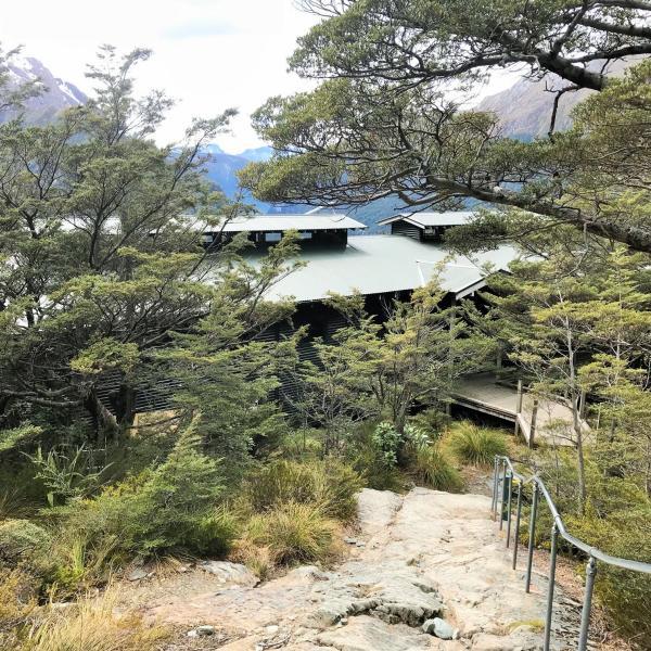 Routeburn Falls Hut