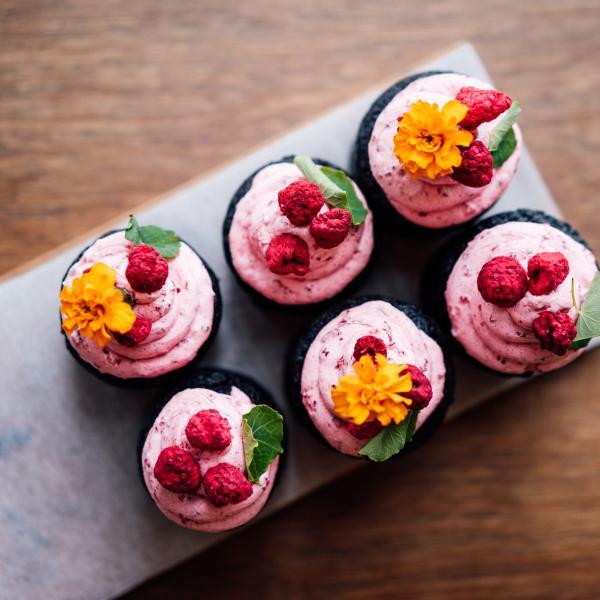 Vudu Kitchen cupcakes
