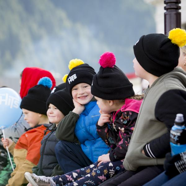 Winter Festival Families