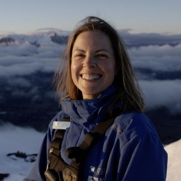 Melanie Roberts, Head of Chairlift Operations