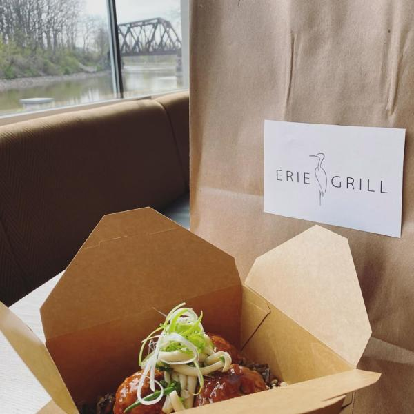 Erie Grill Takeout