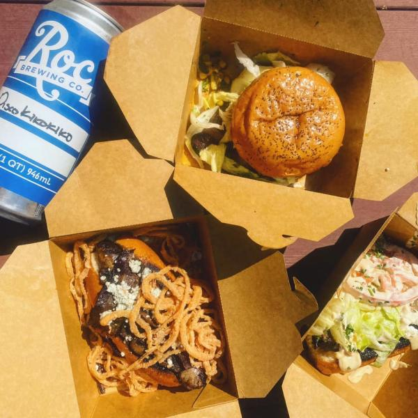 Roc Brewing Takeout