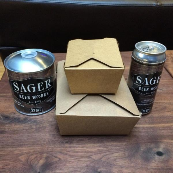 Sager Beer Works Takeout