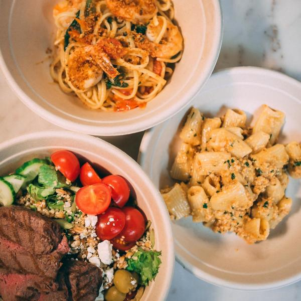 Mercantile on Main Takeout