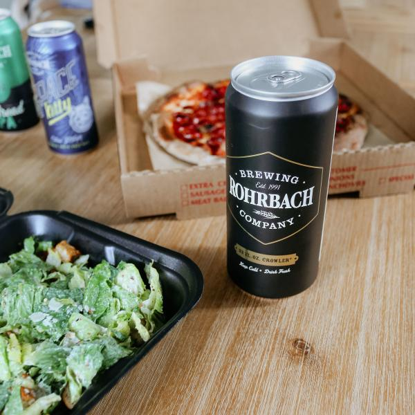 Rohrbach Brewing Company Takeout