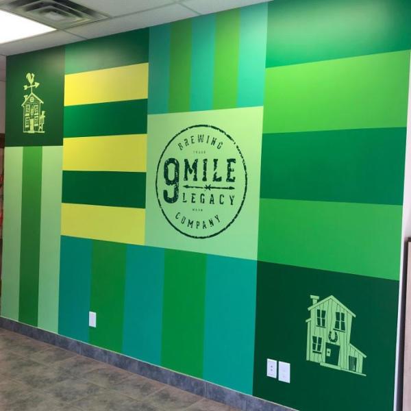 9 Mile Legacy Mural - Jo