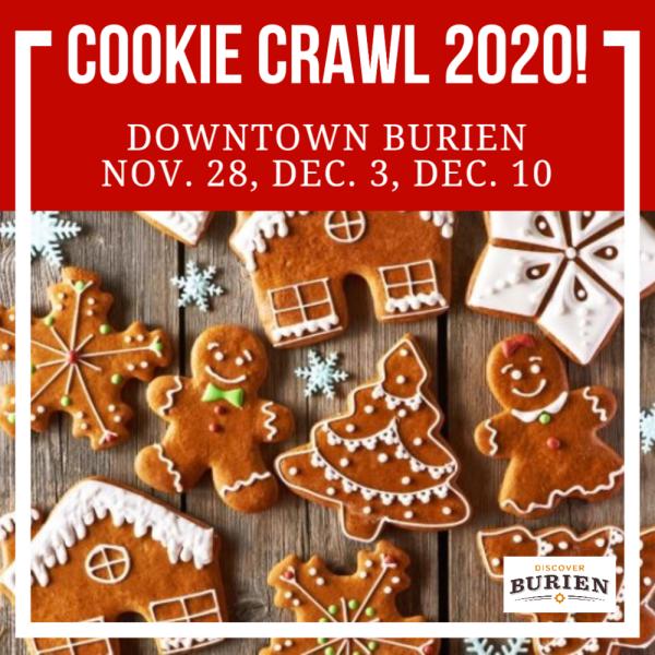 Cookie Crawl 2020