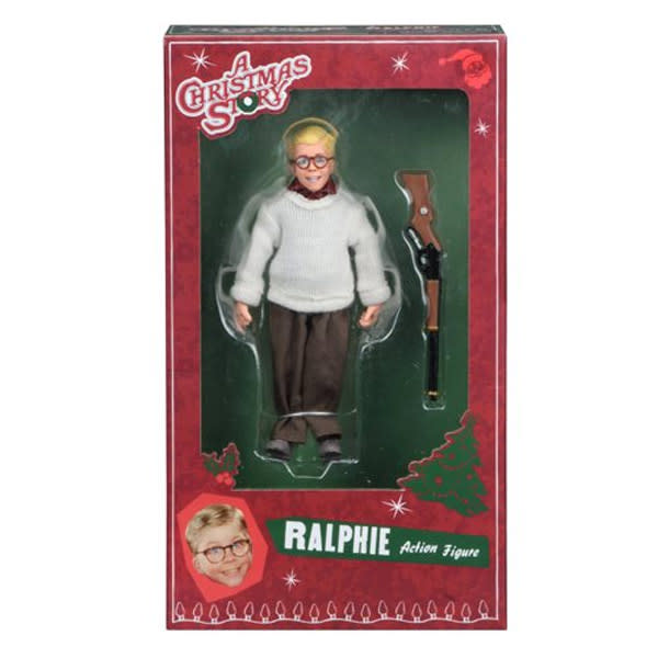 """""""A Christmas Story"""" Ralphie Action Figure"""