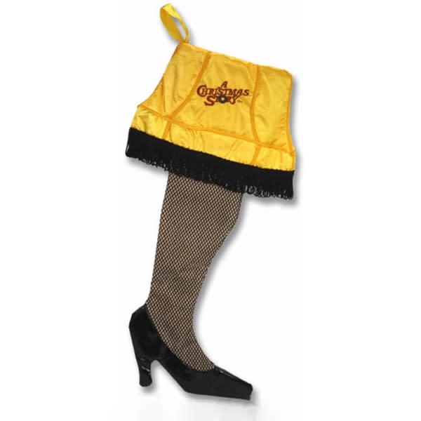 """A Christmas Story"" Leg Lamp Stocking"