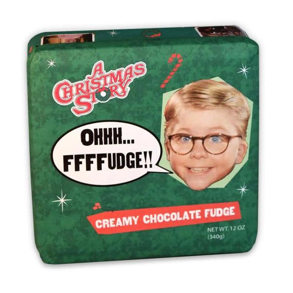 Ohhh Ffffudge!! Fudge Tin - Creamy or Walnut