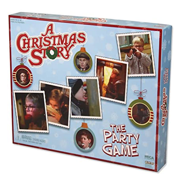 """""""A Christmas Story"""" Party Game"""