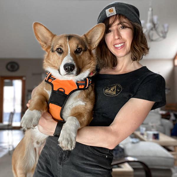 Molly McGuire & Conan - South Shore Ambassadors