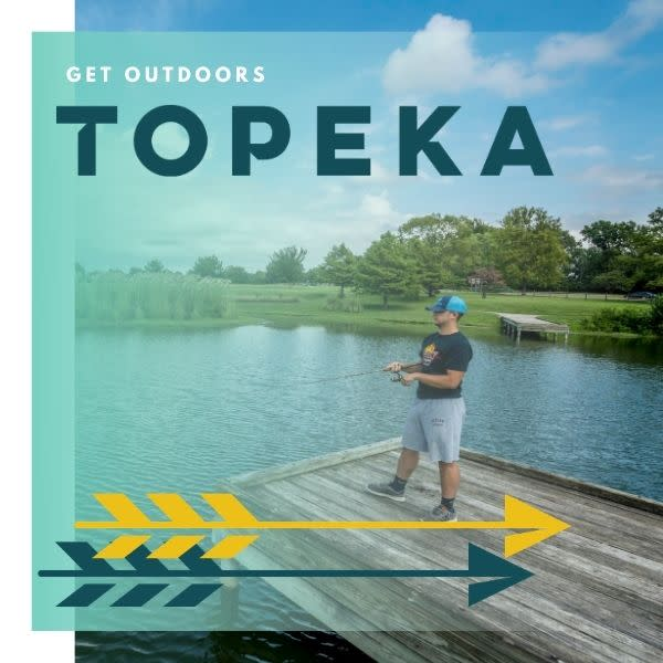 Get Outdoors in Topeka, Kansas