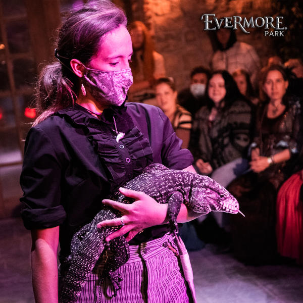 Evermore Reptile Encounter