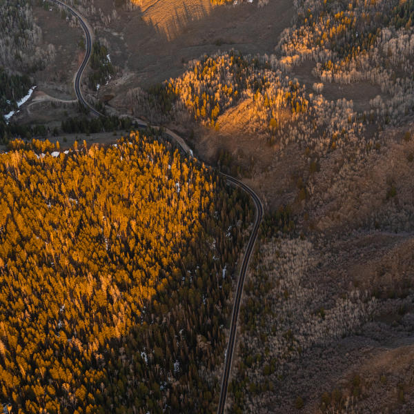 American Fork Canyon Alpine Loop