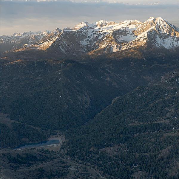 Tibble Fork & Mount Timpanogos