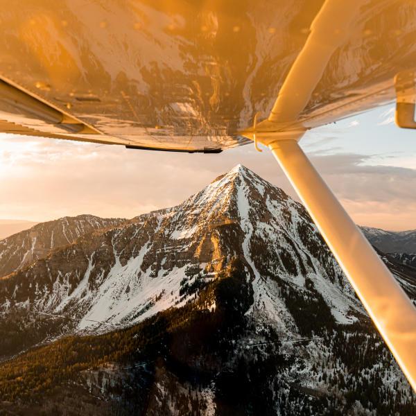 Mount Timpanogos Morning