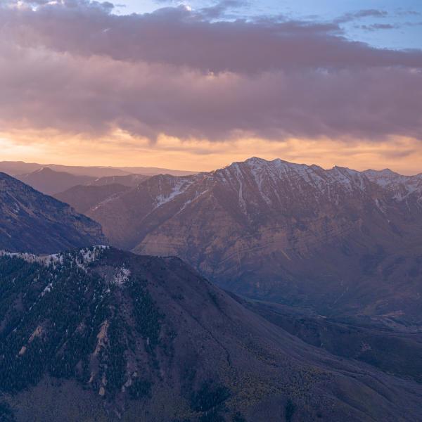Big Baldy & Cascade Mountain