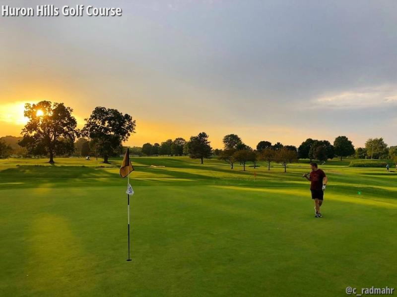 Huron Hills Golf Course